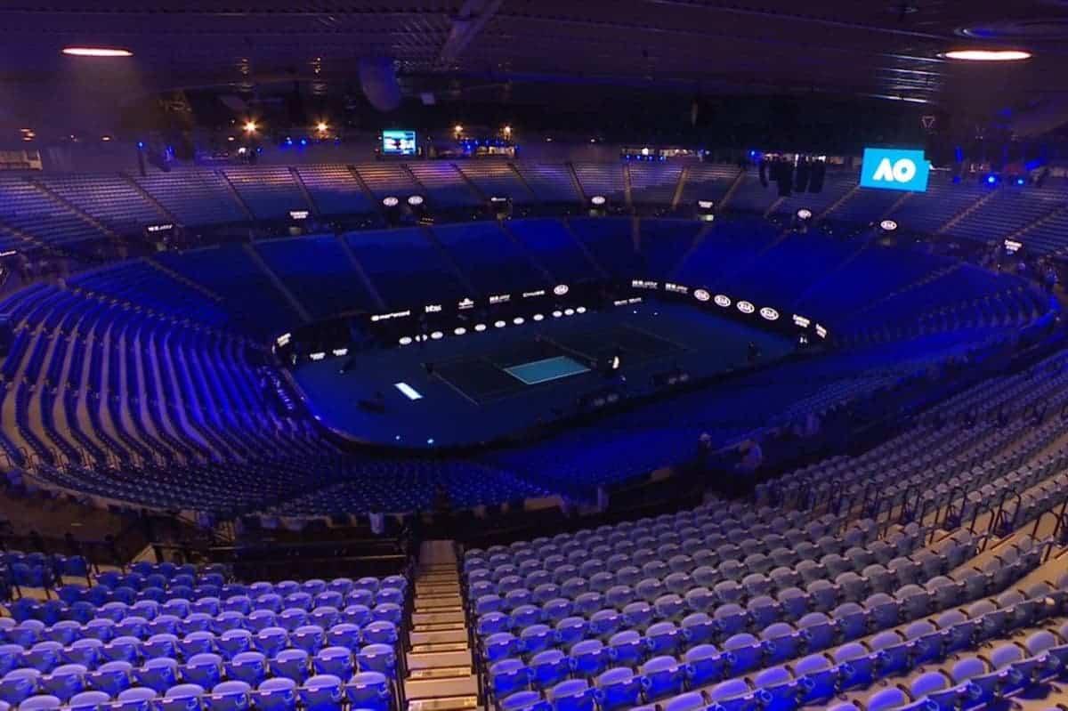 Australian Open posticipati, il via previsto per l'8 febbraio
