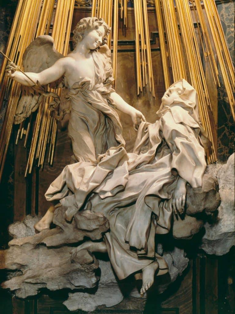 Gian Lorenzo Bernini, Estasi di S. Teresa - Photo Credits: ioarte.com