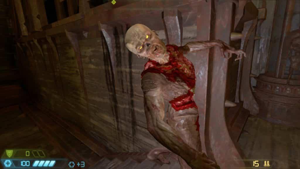 Doom Eternal Switch Recensione brutto