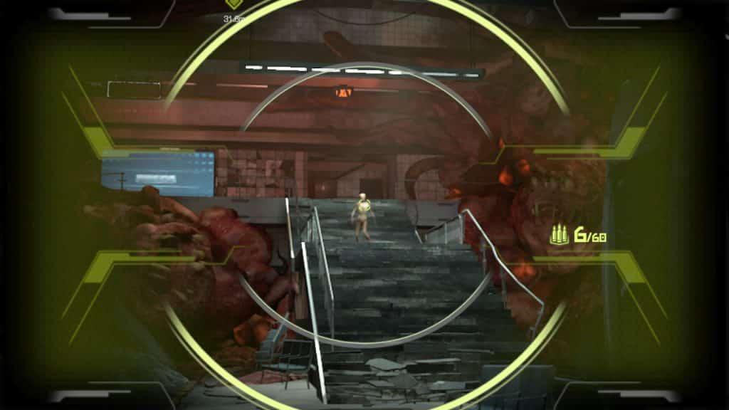 Doom Eternal Switch Recensione headshot