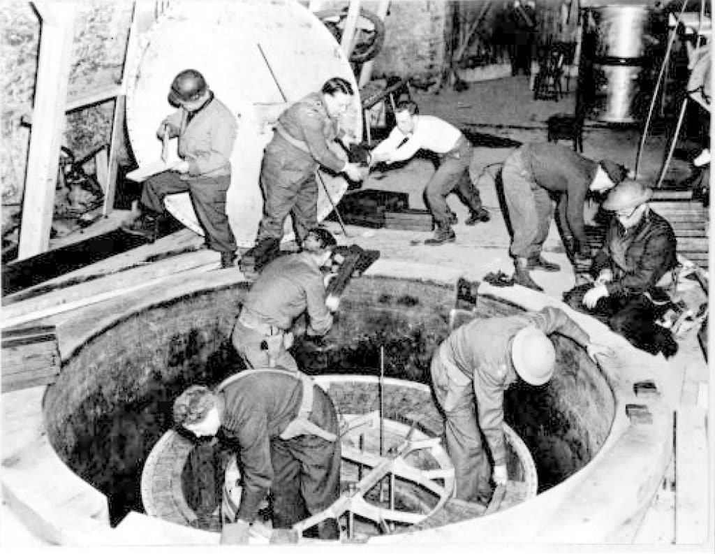 Progetto per la bomba atomica (seconda guerra mondiale) - Photo Credits: generazionex.net
