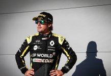 Alonso test Abu Dhabi