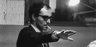 Jean-Luc Godard - Photo Credits: The MacGuffin