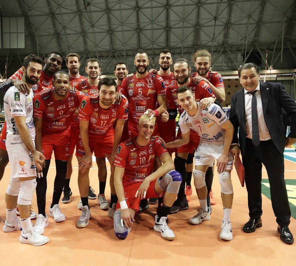 Volley, Coppa Italia maschile: il programma dei quarti di finale