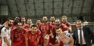 quarti coppa Italia volley maschile