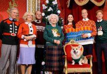 Royal family maglione brutto Credits: Pinterest