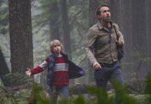 "Ryan Reynolds e Walker Scobell in ""The Adam project"" - Photo Credits: Cineblog"