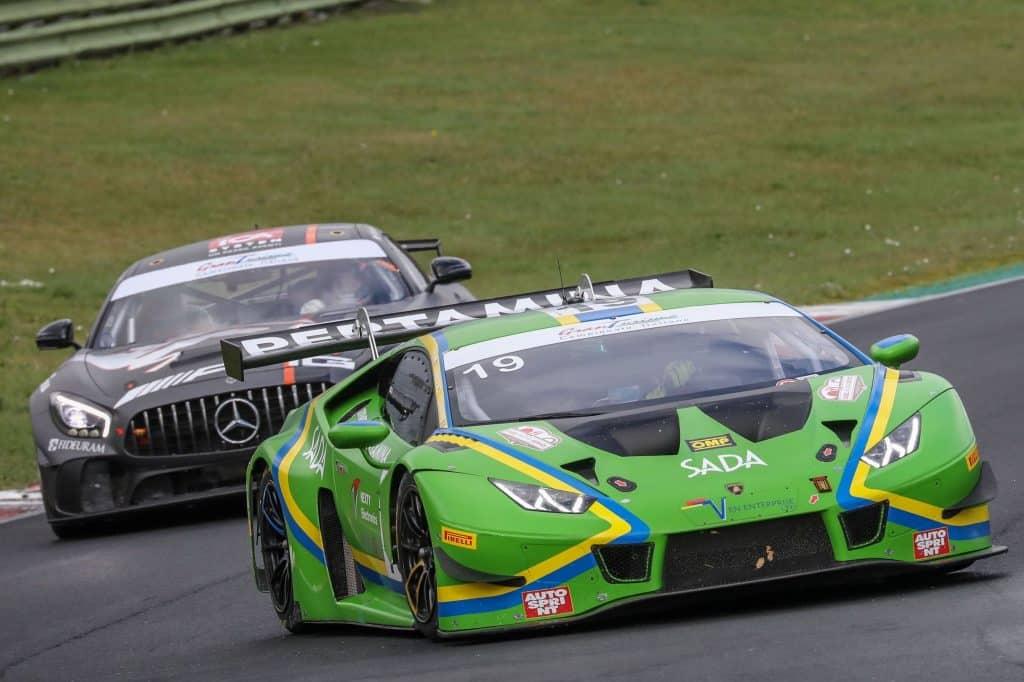 VSR Lamborghini GT Italiano Vallelunga