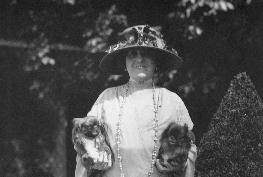 Edith Wharton, fonte wbur.org