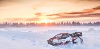 Rally Finlandia 2021