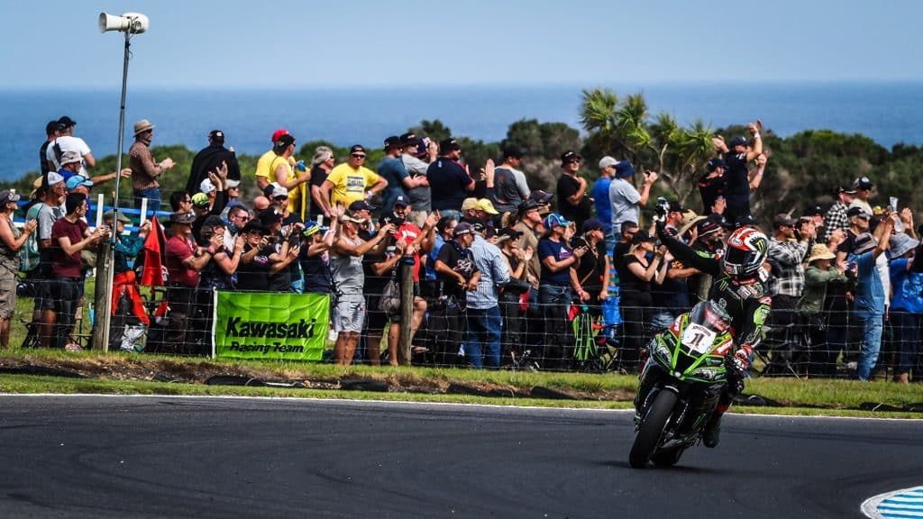 WorldSBK Phillip Island