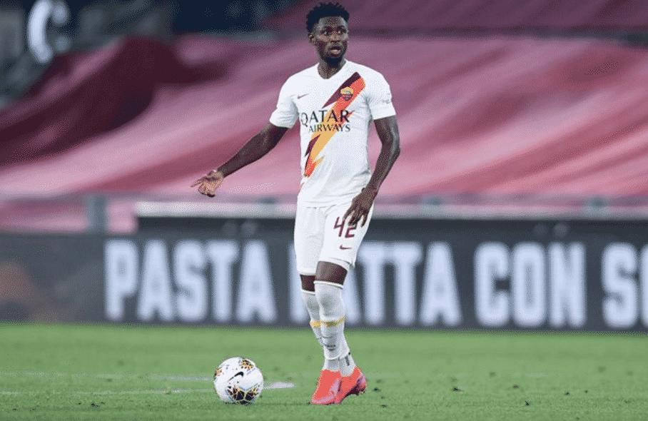 Amadou Diawara (Credit Foto - Arsenal News Pagina Facebook)