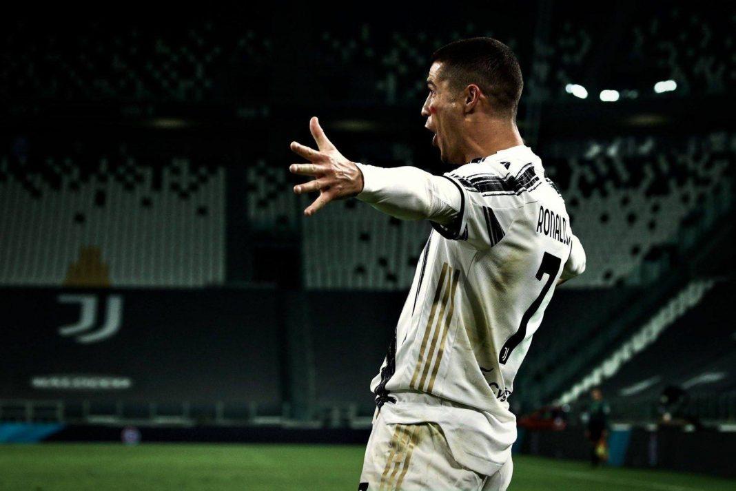 Cristiano Ronaldo (Credit Foto - Pagina Facebook Football Daily Goal)