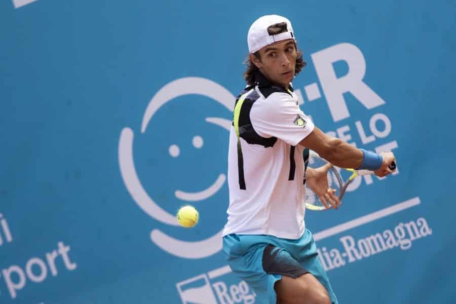 Lorenzo Musetti - Photo Credits: twitter/@TennisWebMag