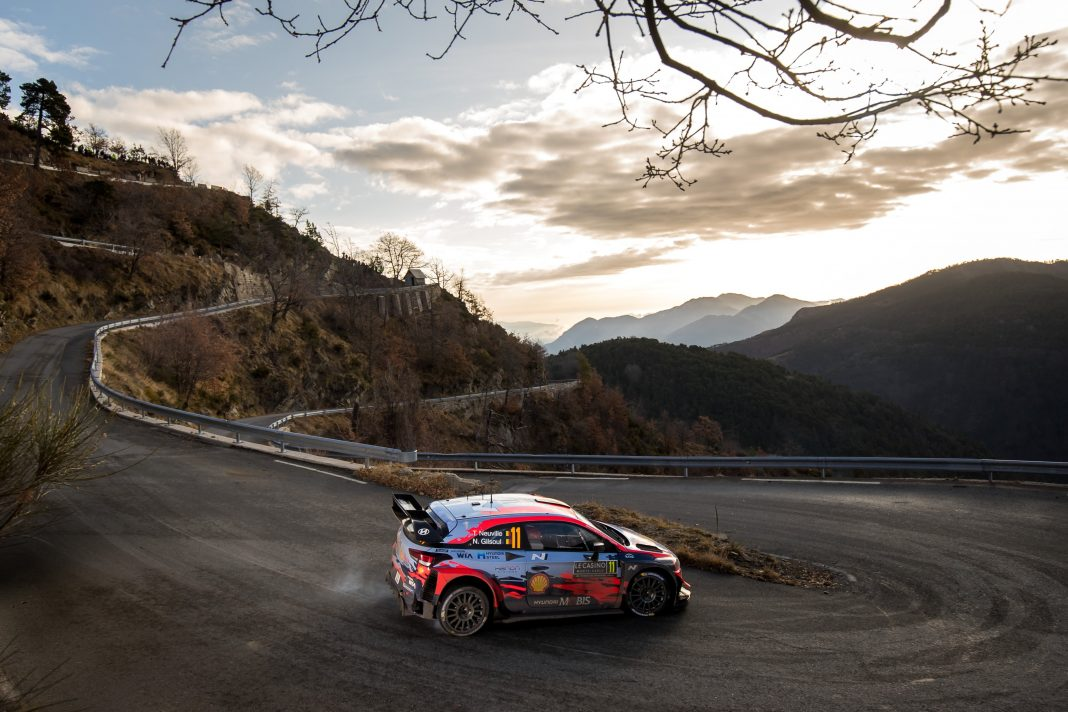 Rally Monte Carlo 2021