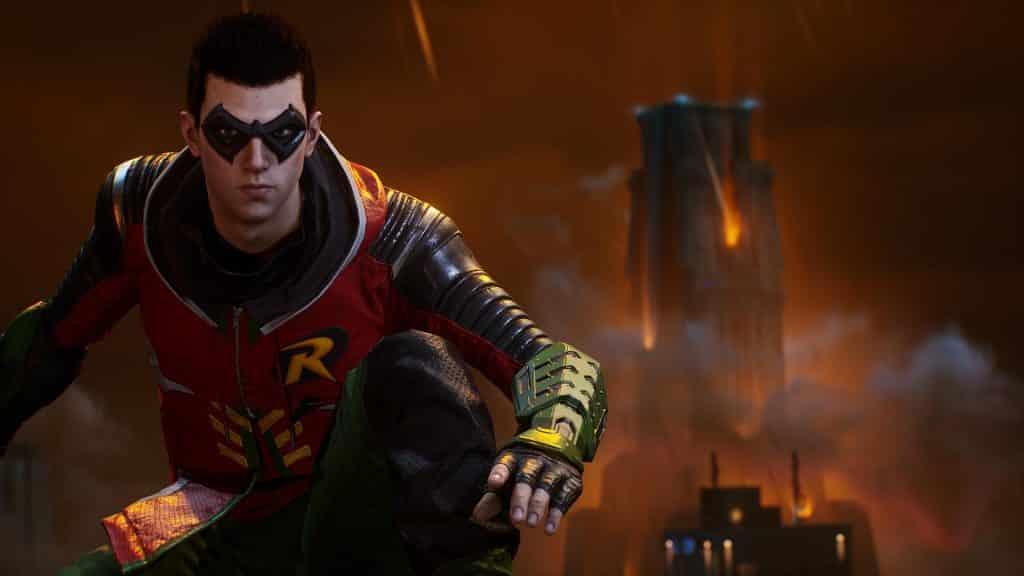 Gotham Knights Arkham 2
