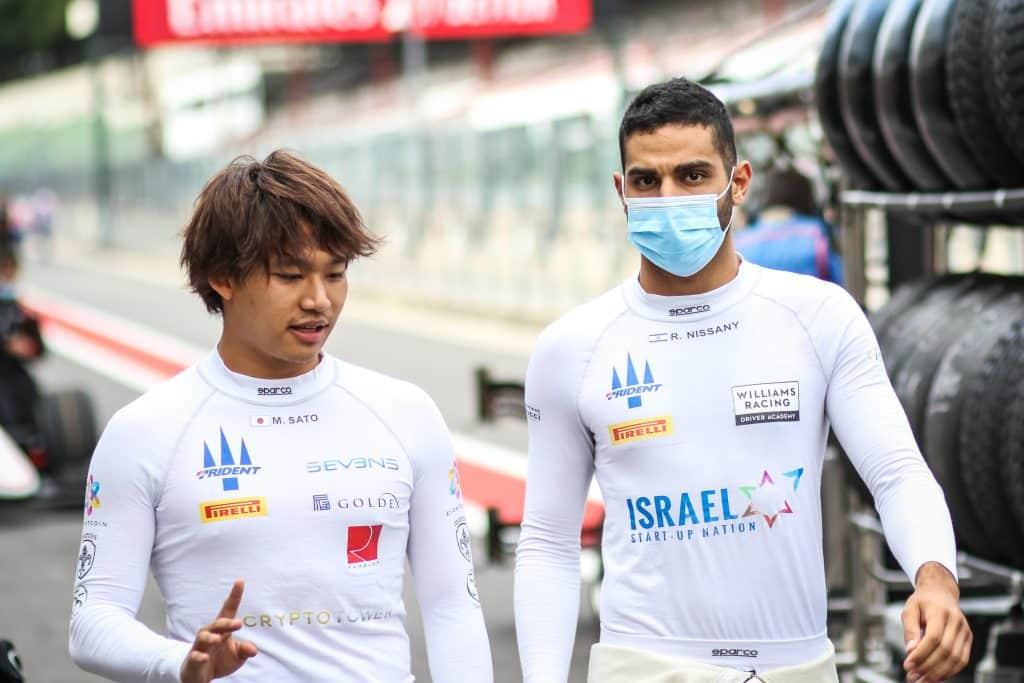 Nissany Sato F2 Trident