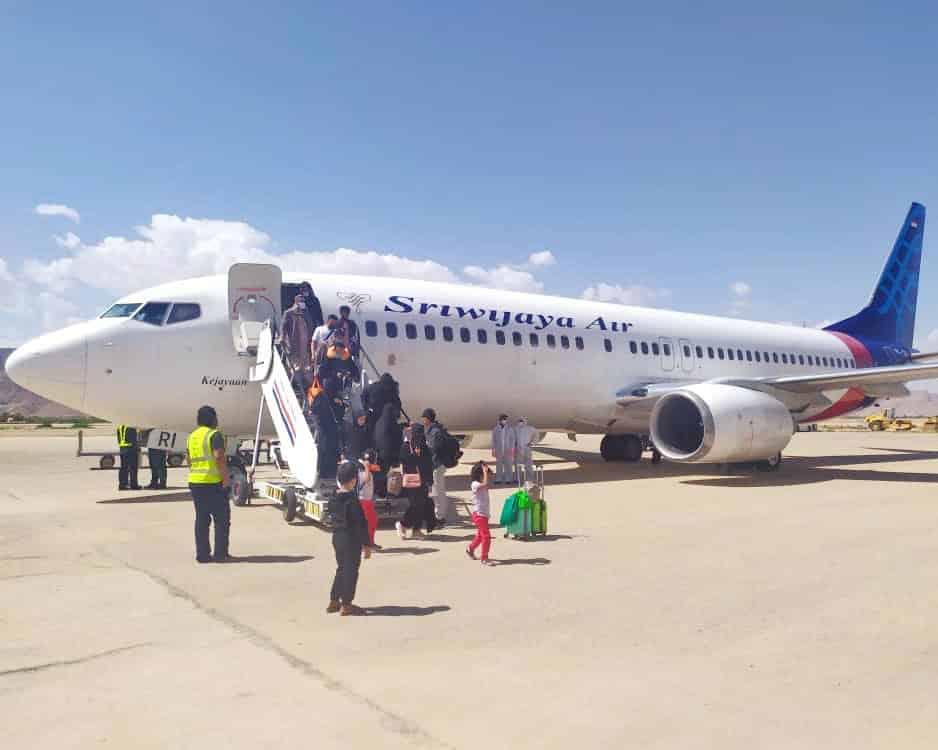 Indonesia, l'aereo è precipitato