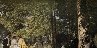 Èdouard Manet, Colazione sull'erba, 1863 - PhotoCredit: © arteworld.it