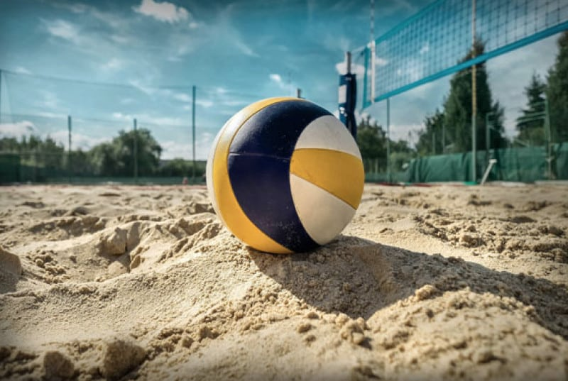 beach volley , aibvc cup