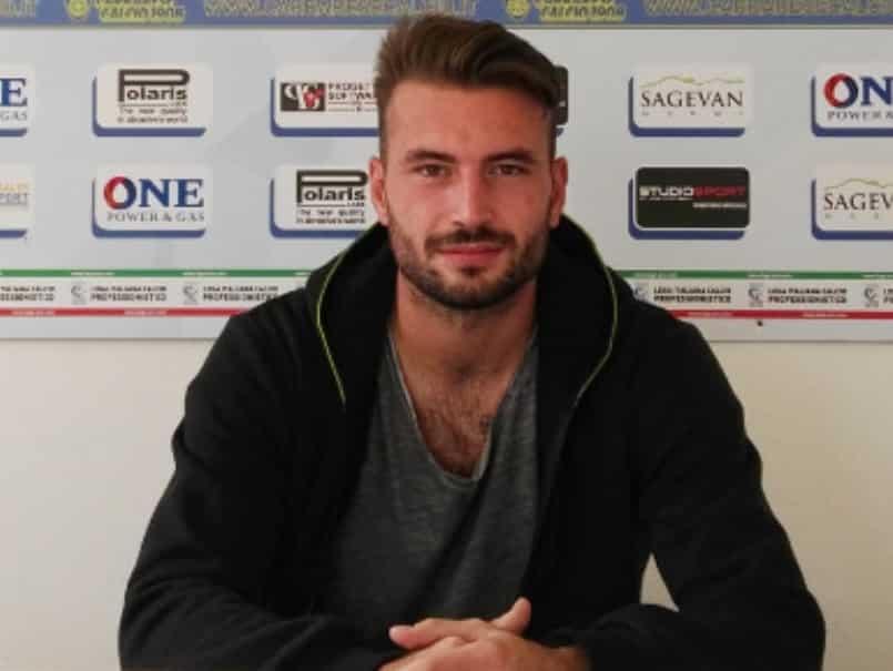 Alma Juventus Fano Stefano Cason