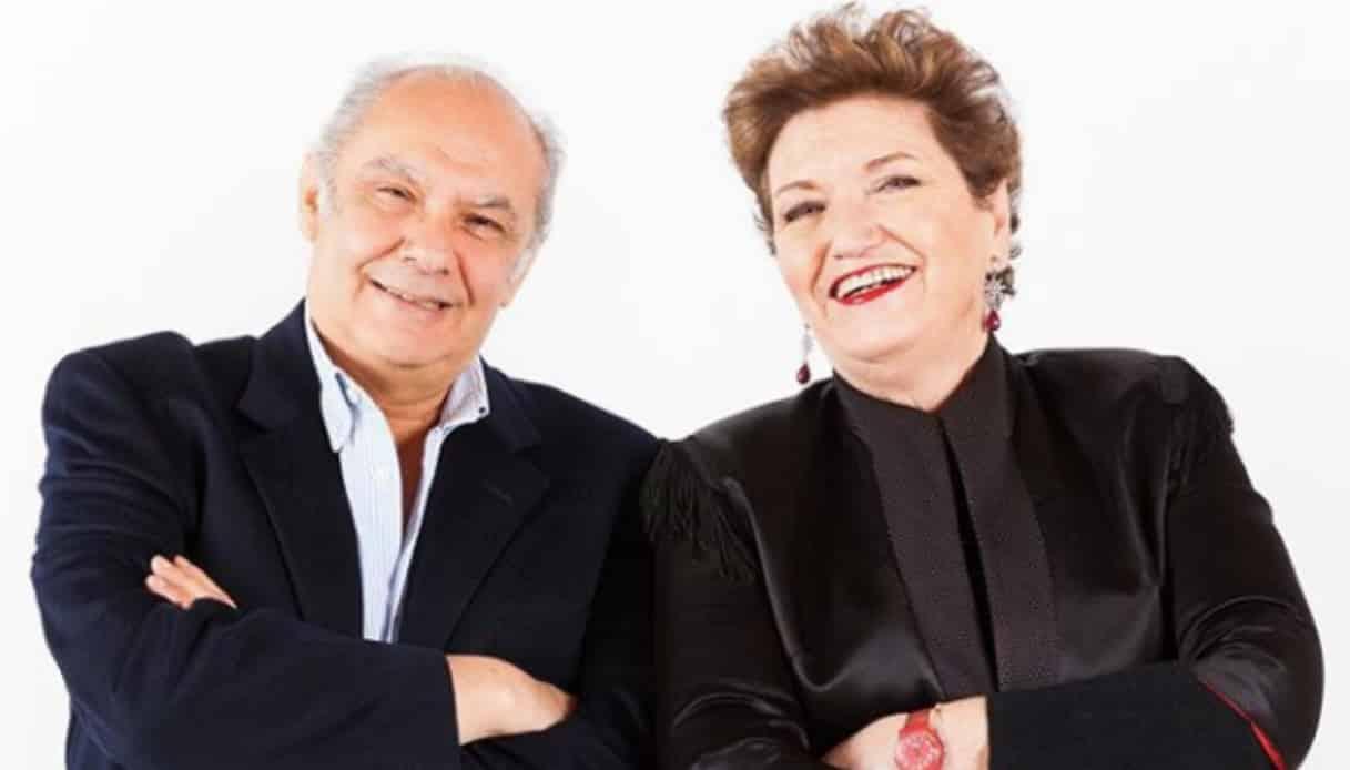 Chi è Alberto Salerno, il paroliere e marito di Mara Maionchi