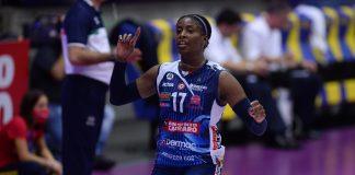 Miriam Sylla - Photo Credit: Imoco Volley Conegliano Facebook Official Account
