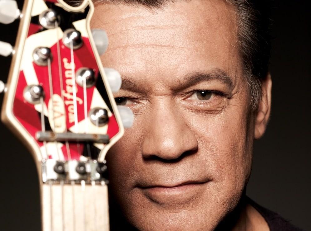 Eddie Van Halen - Ph: mydistortions.it