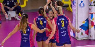 punto Scandicci - Photo Credit: Savino Del Bene Volley Scandicci