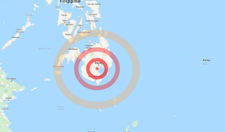 Filippine, terremoto magnitudo 7.0 colpisce l'isola di Mindanao