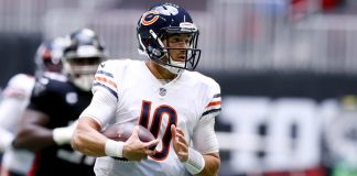 Trubisky - Chicago bears
