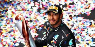 Hamilton e Mercedes