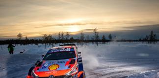 Artic Rally Finlandia 2021