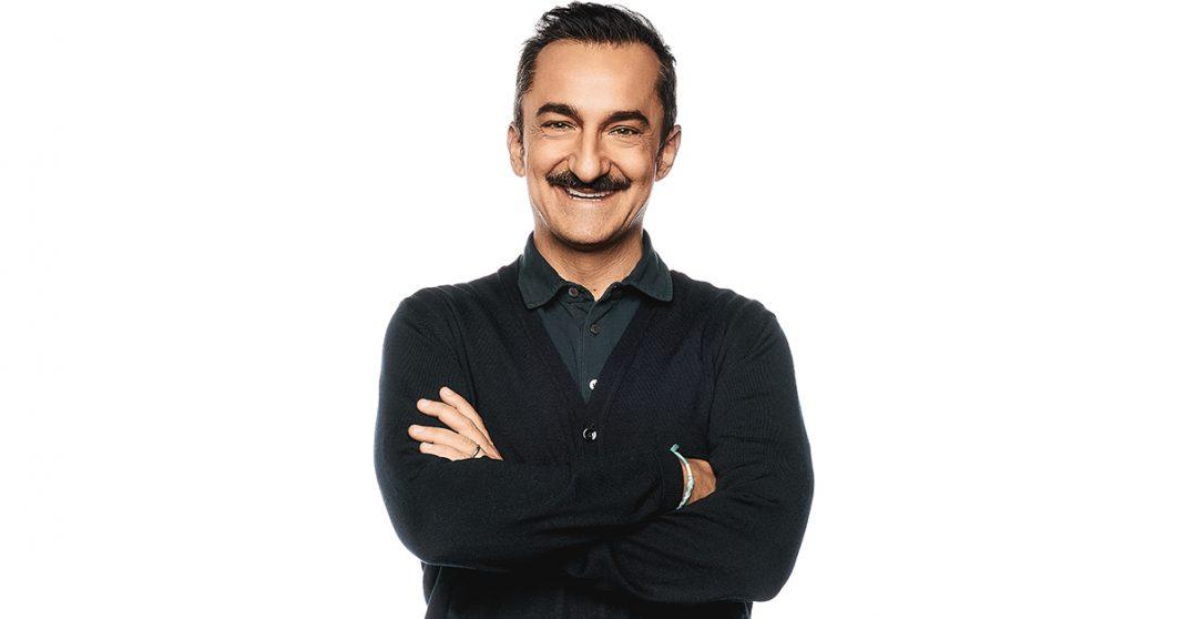Nicola Savino, autore e conduttore televisivo e radiofonico