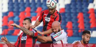 Calcio, Serie B: Reggiana-Cosenza