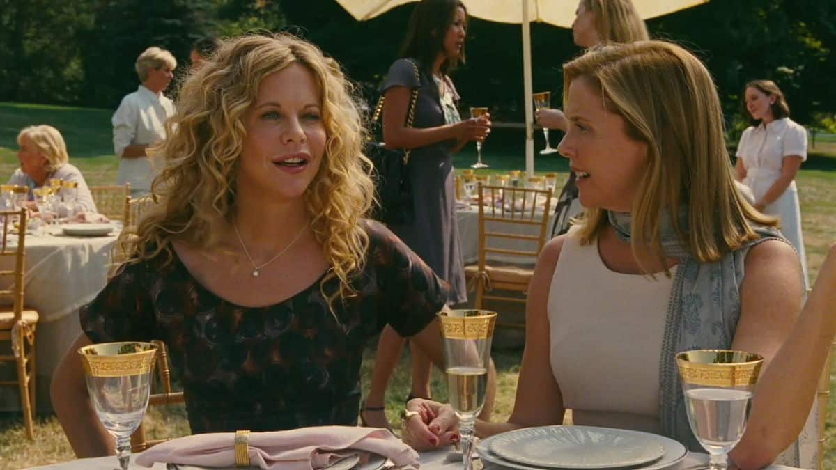 "Meg Ryan e Annette Bening in ""The Women"" - Photo Credits: Wikipedia"