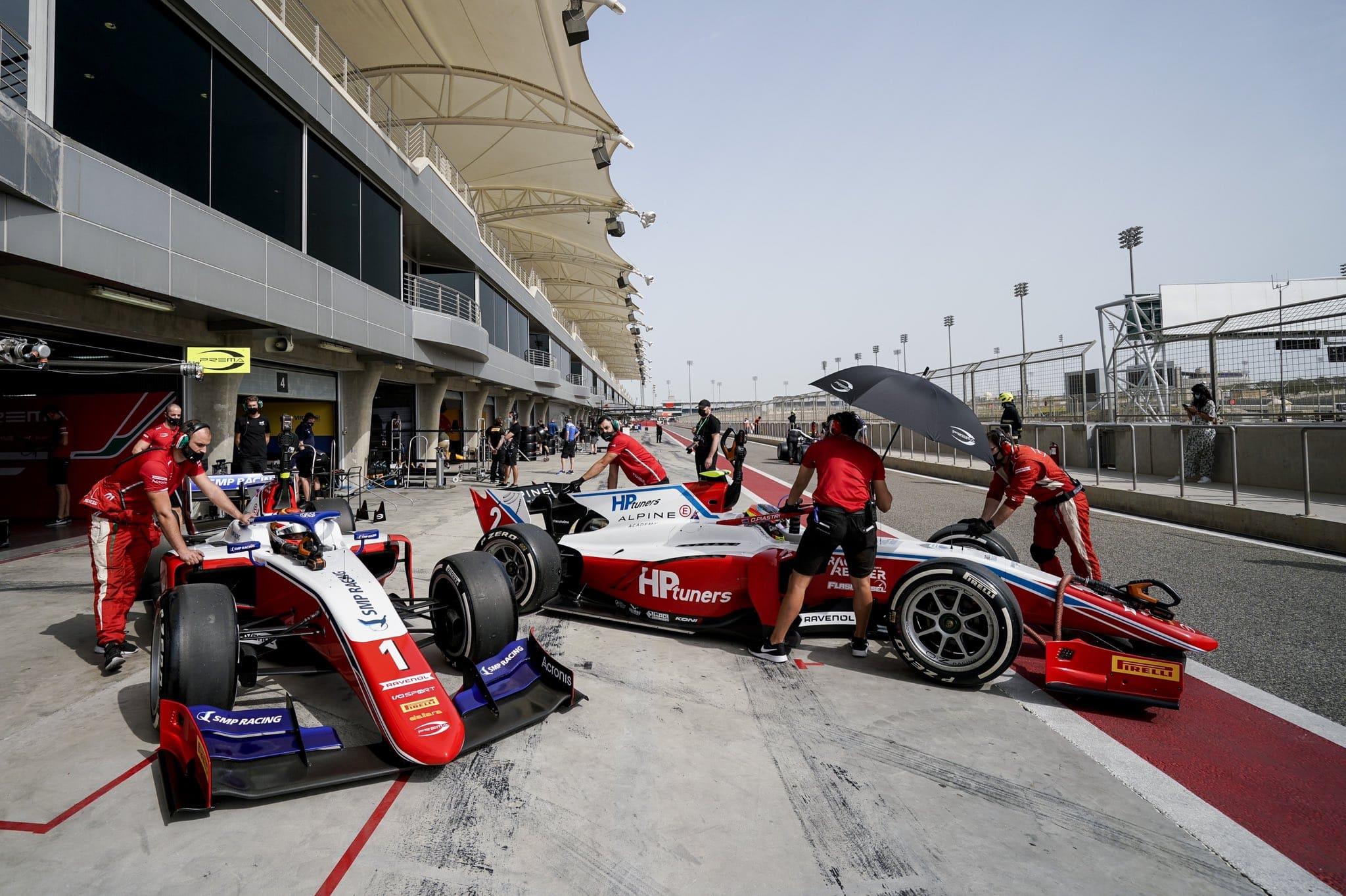 Test Formula 2 Prema