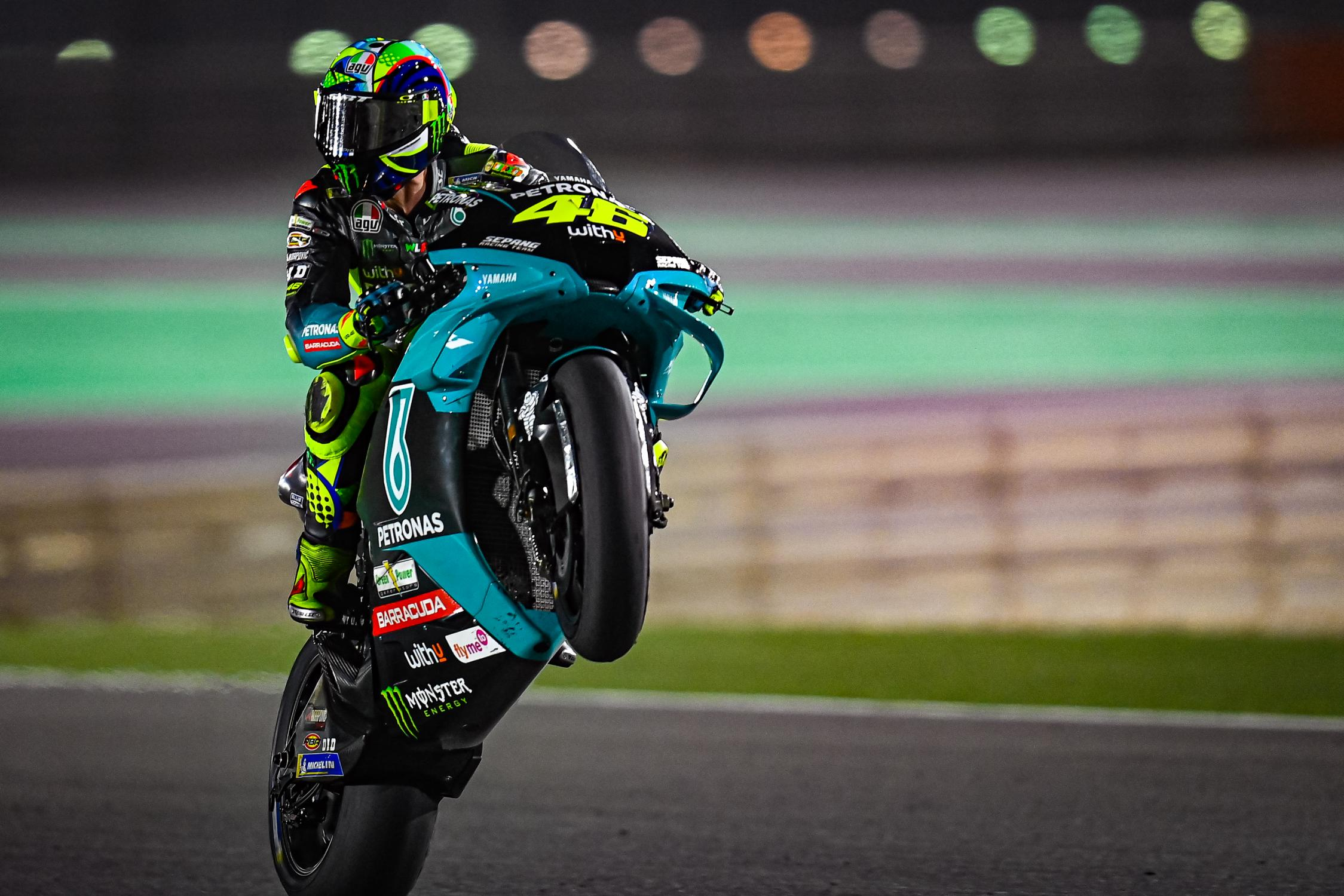 motogp test Qatar