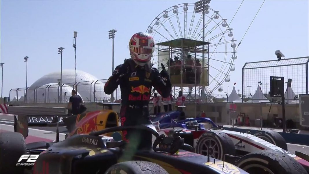 F2 Gara 1 GP Bahrain 2021