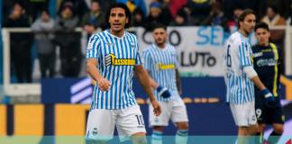 Chievo Verona-Spal (Pagina Facebook Ufficiale SPAL)