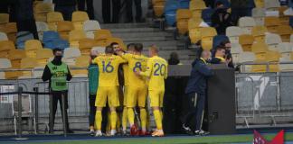 La Nazionale di calcio dell'Ucraina