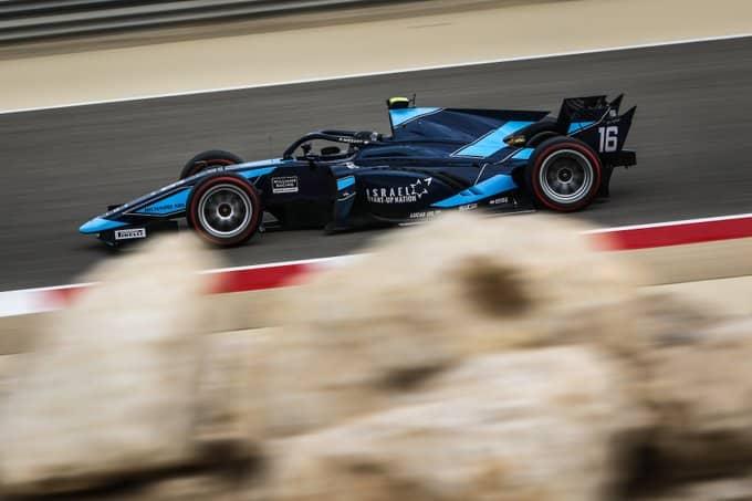 DAMS F2 Nissany Bahrain
