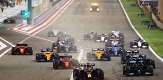 Gara F1 GP Bahrain 2021