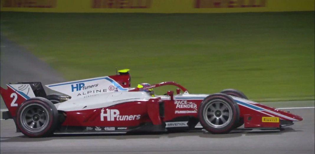 F2 Gara 2 GP Bahrain 2021