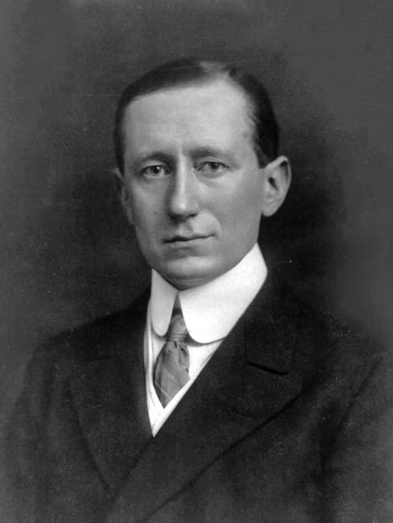 Guglielmo Marconi - Credits: Pinterest