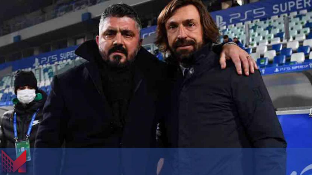 Panchine Serie A Pirlo Gattuso (International Champions Cup)