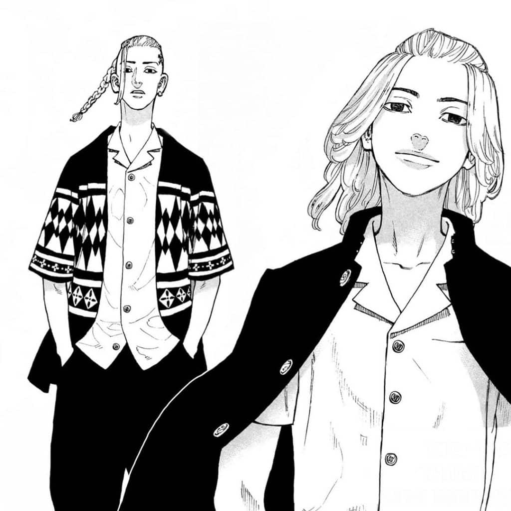 Tokyo Revengers Characters
