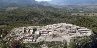La Almoloya, dove sono state ritrovate tombe di donne seppellite con decine di oggetti preziosi