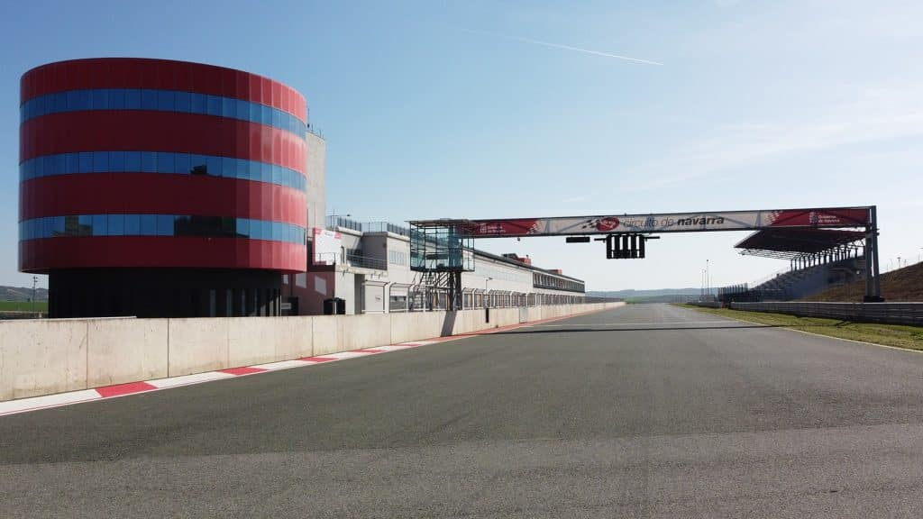 Navarra circuito