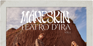 Maneskin, Teatro d'ira Vol. I, cover - ph: maneskin.it